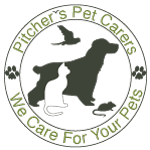 Pitchers Pet Carers Logo